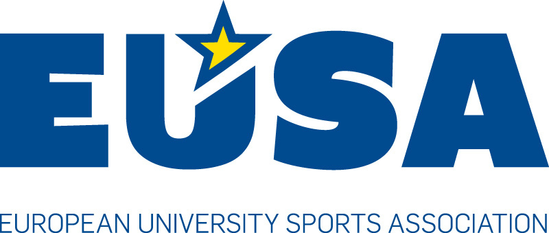 European university sports association logo
