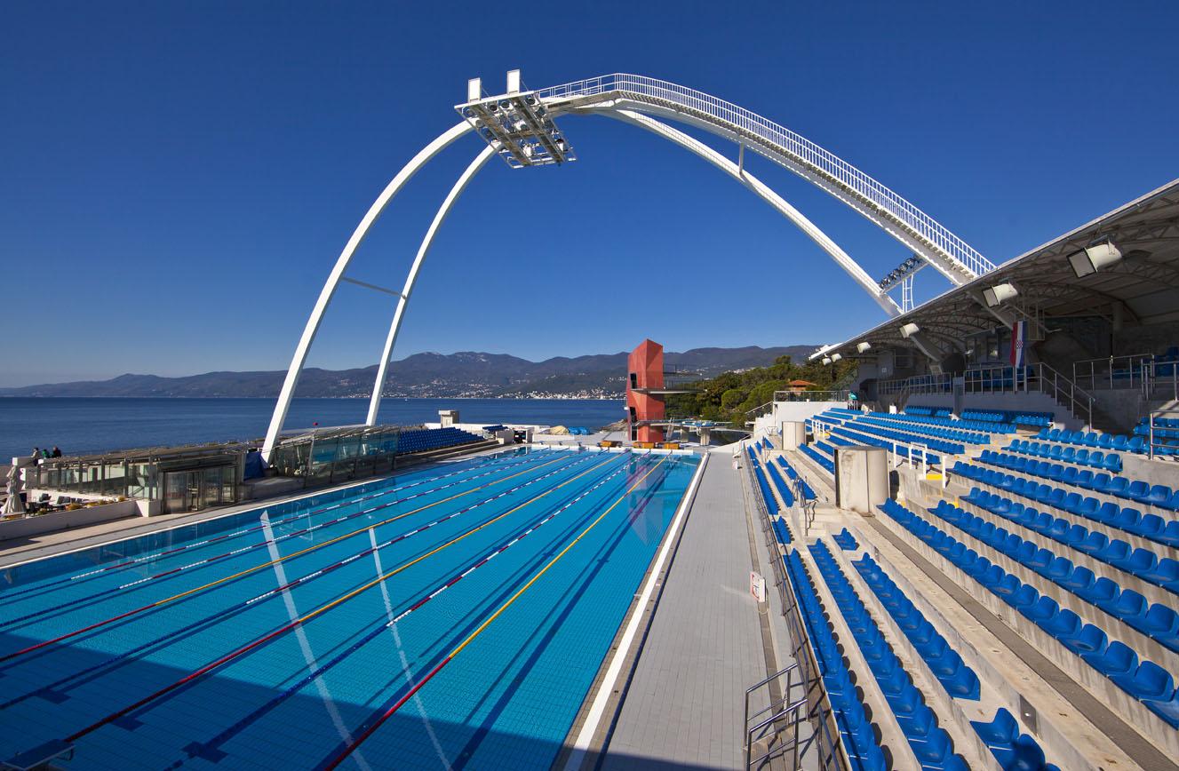 Kantrida swimming pool complex europske sveu ili ne igre for Obi swimmingpool 2016