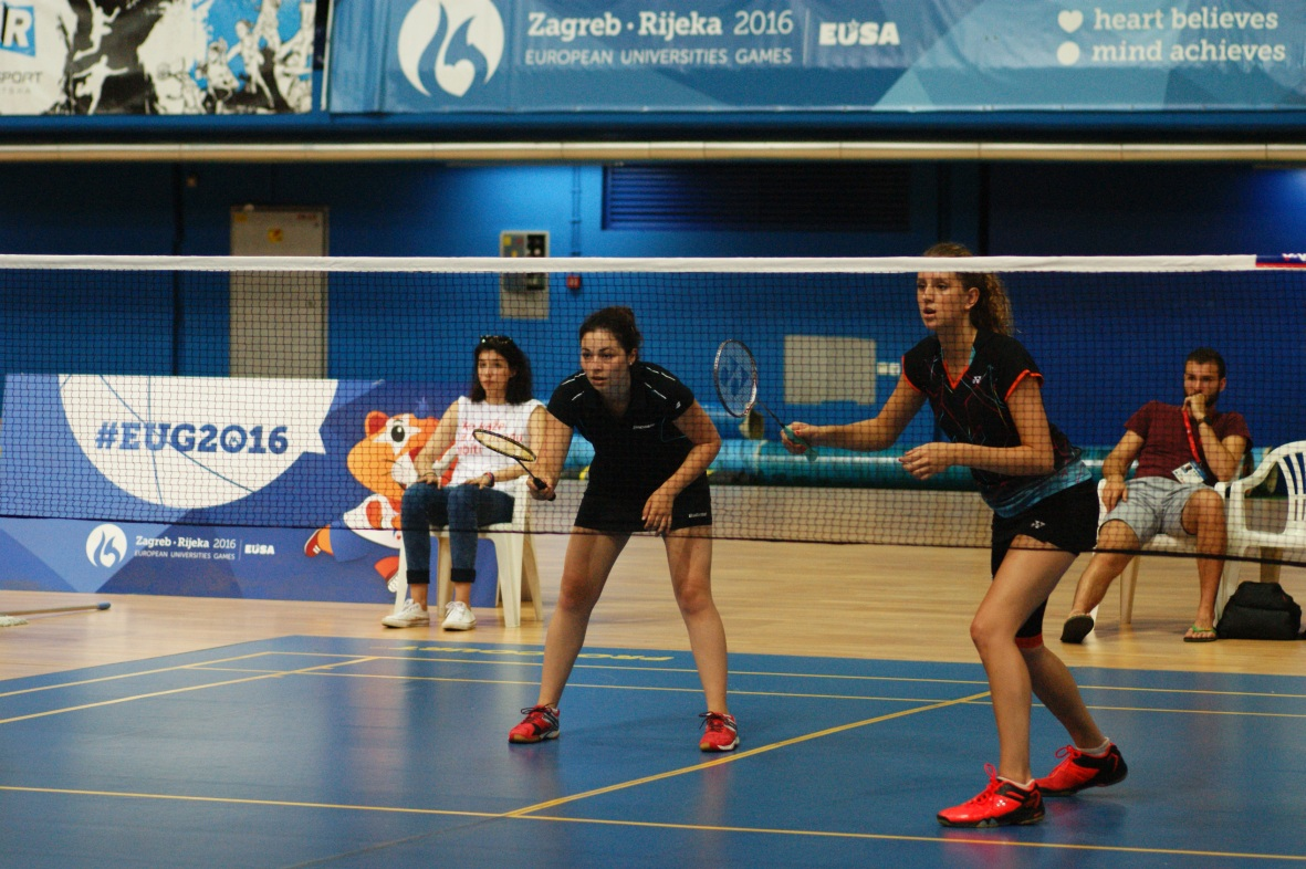 Winners of the badminton petition announced — Europske