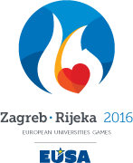 Universiade Zagreb - Rijeka Logo