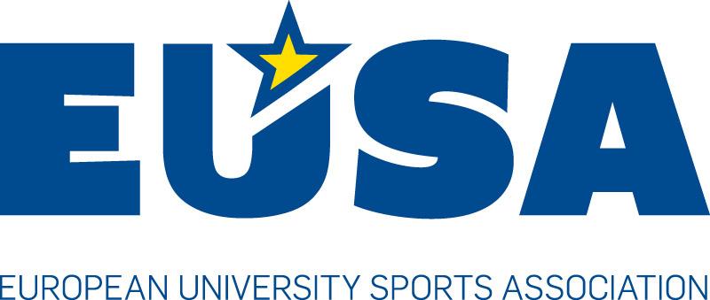 European university sports association logo